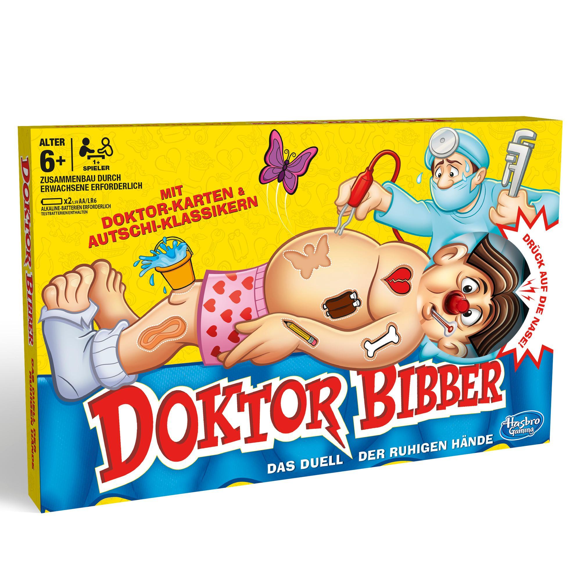 Dr. Bibber