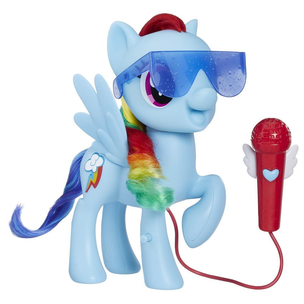 My Little Pony Großartig singende Rainbow Dash