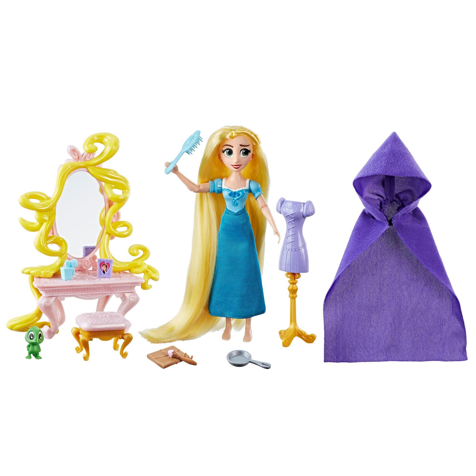 Disney Rapunzel - Die Serie Rapunzel Figur und Accessoires