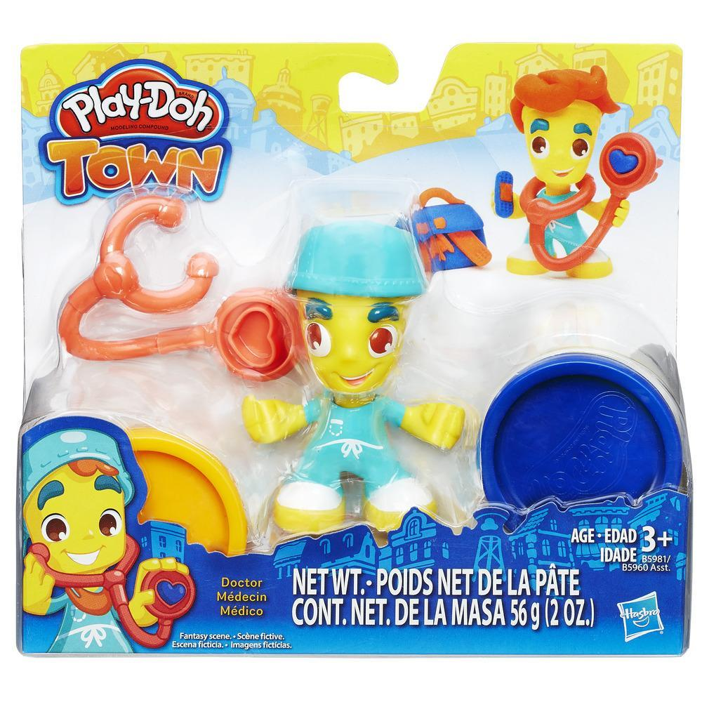 Play-Doh Town Doctor