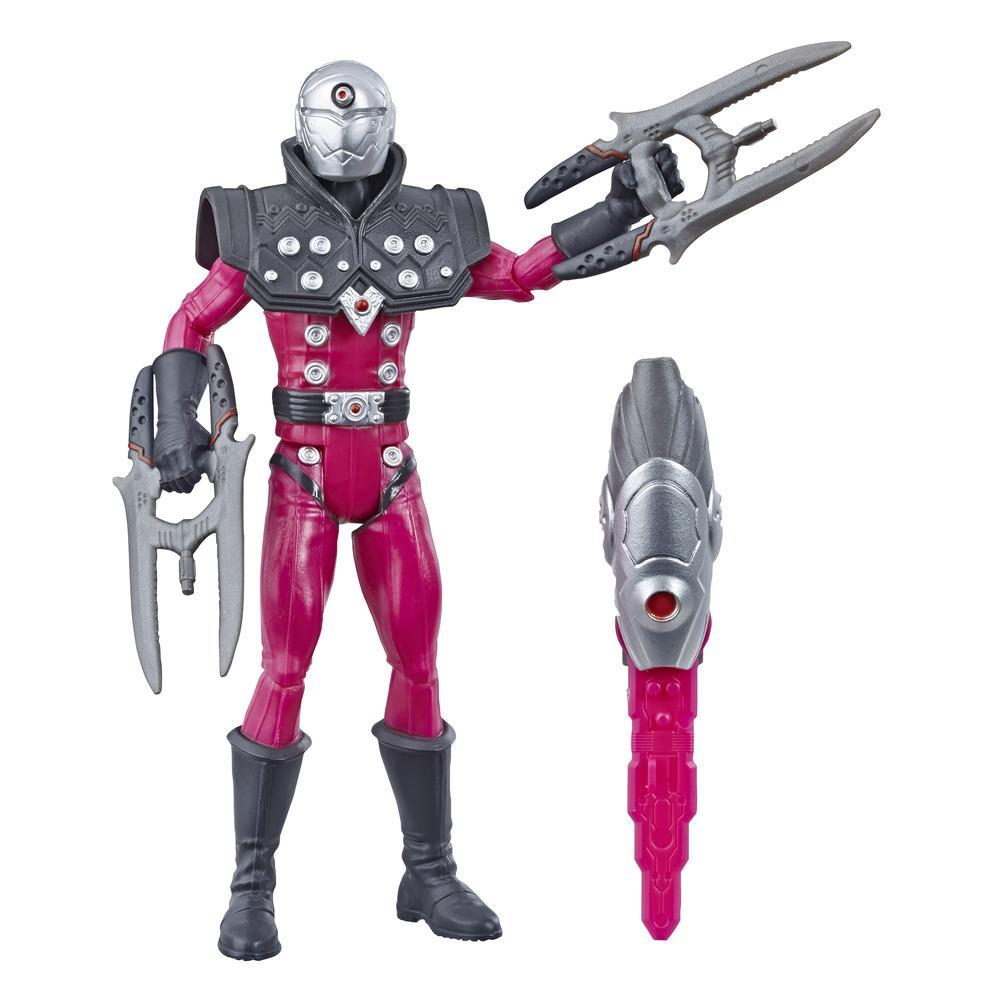 Power Rangers Beast Morphers Basic 6 inch Figur Tronic