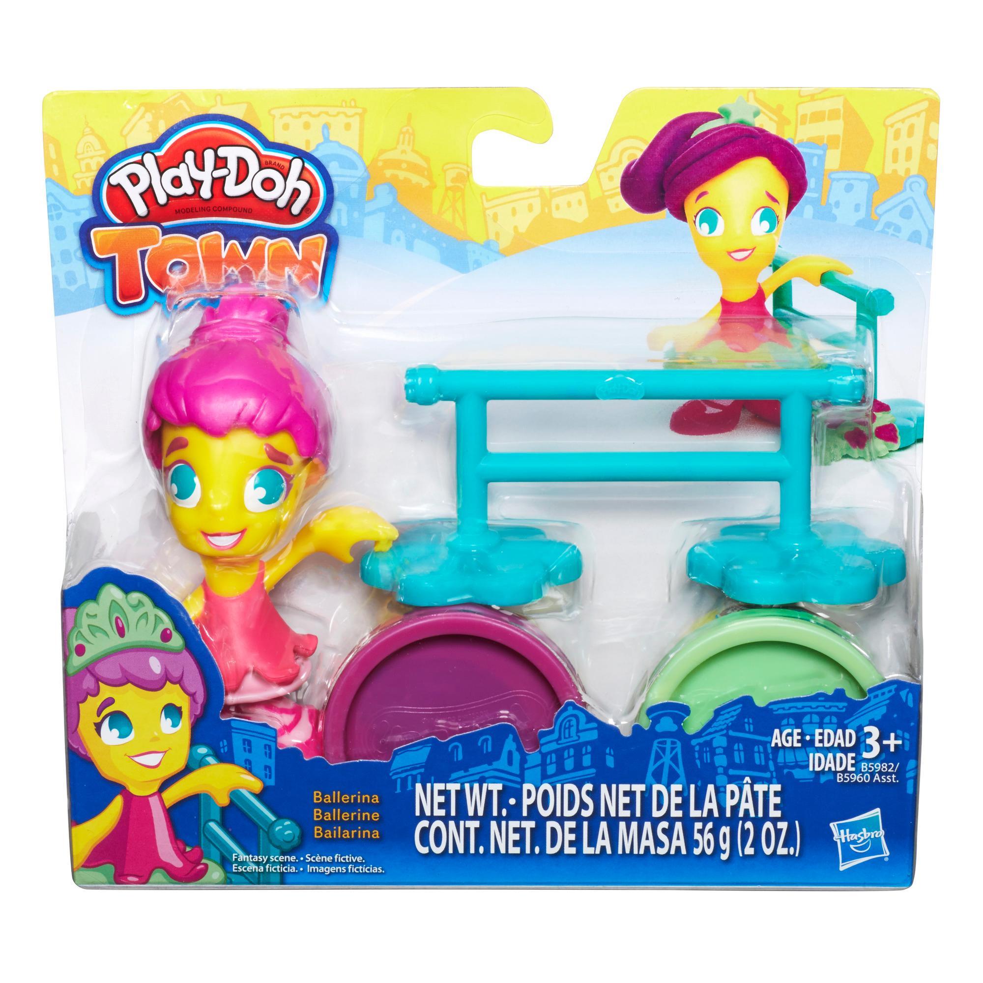 Play-Doh Town Ballerina