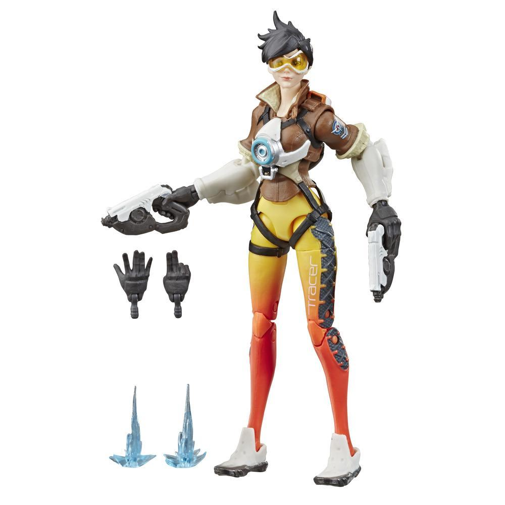 Overwatch Ultimates Series: Tracer Action-Figur