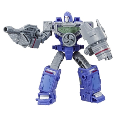 Transformers Toys Generations War for Cybertron Deluxe WFC-S36 Refraktor Action Figure - Siege Chapter - Adults and Kids Ages 8 and Up, 5.5-inch Product