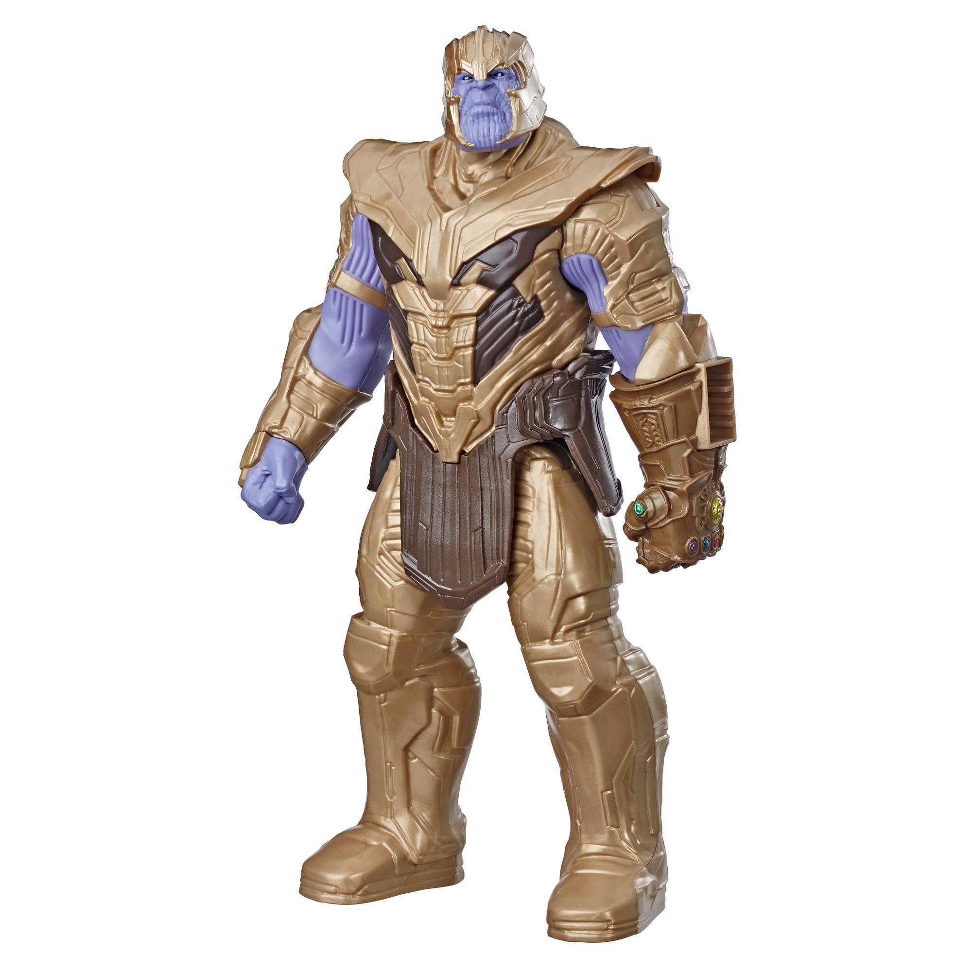 Avengers Titan Hero DLX MOVIE THANOS