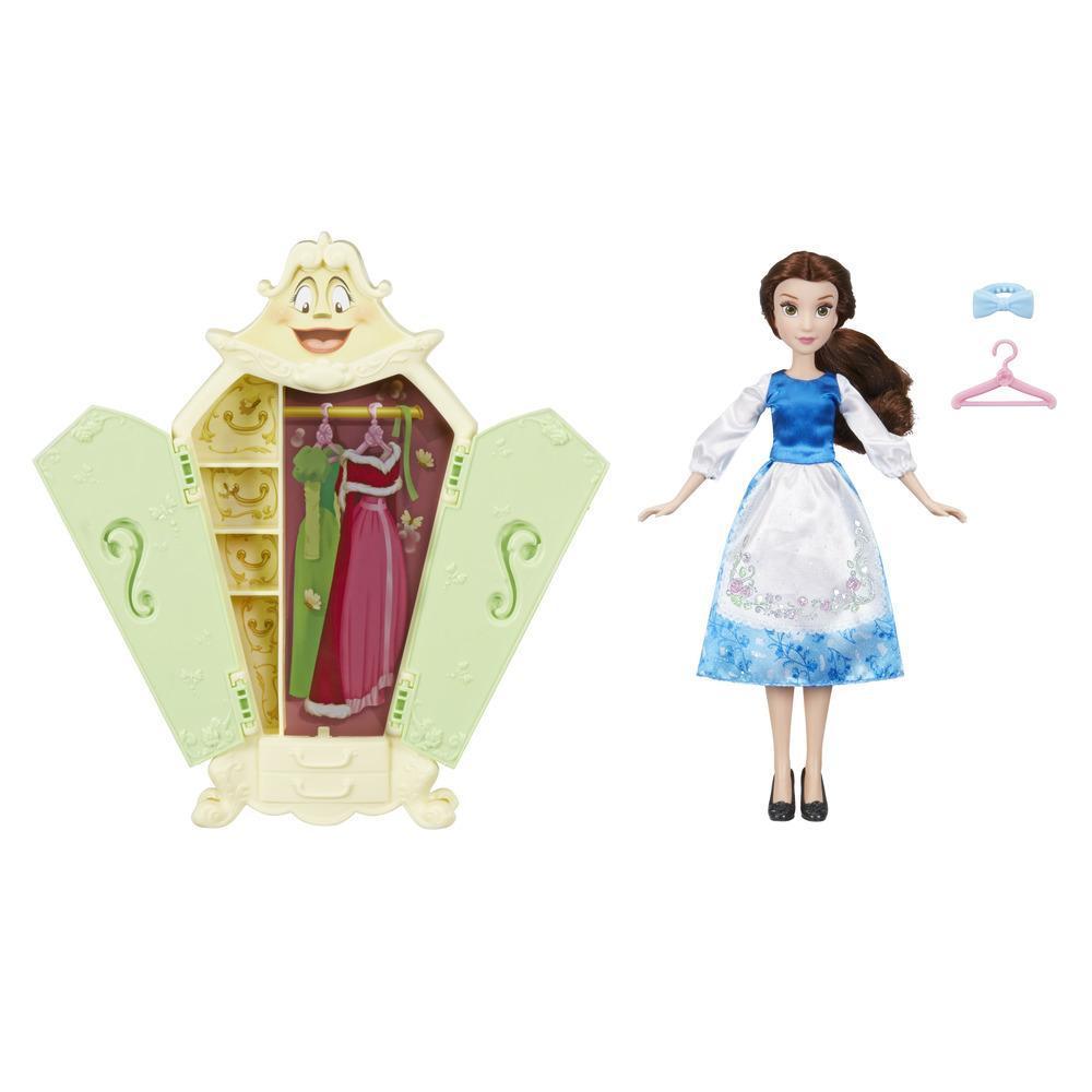 Disney Prinzessin Belles zauberhafter Kleiderschrank