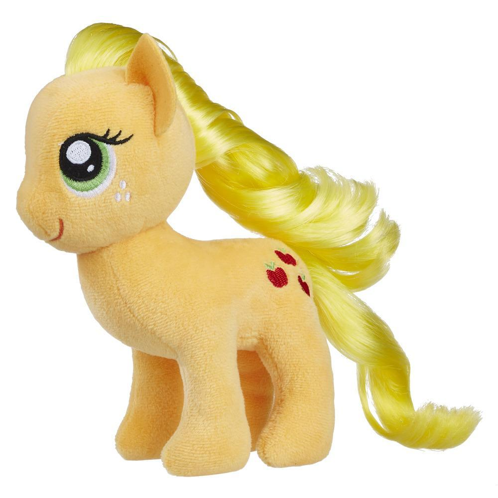 MLP SMALL HAIR PLUSH APPLEJACK