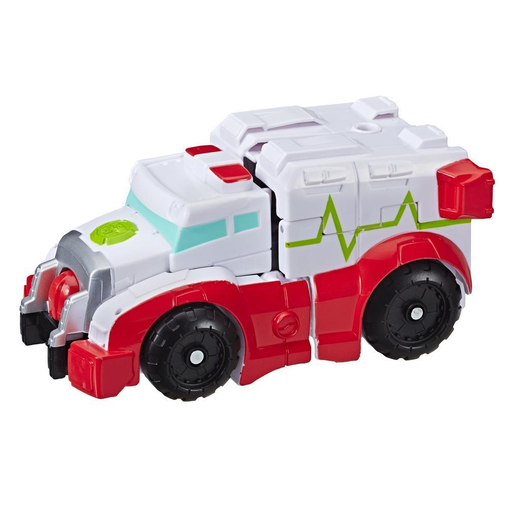 Playskool Heroes Transformers Rescue Bots Academy Medix the Doc-Bot Converting Toy Robot