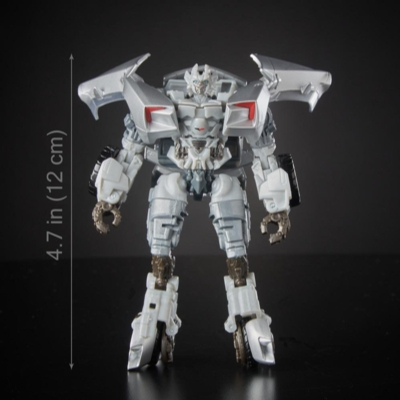 Transformers Studio Series 29 Deluxe Class Transformers: Dark of the Moon Sideswipe Action Figure
