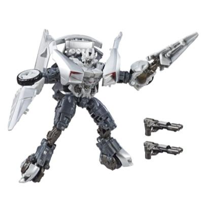 Transformers Studio Series 29 Deluxe Class Transformers: Dark of the Moon Sideswipe Action Figure