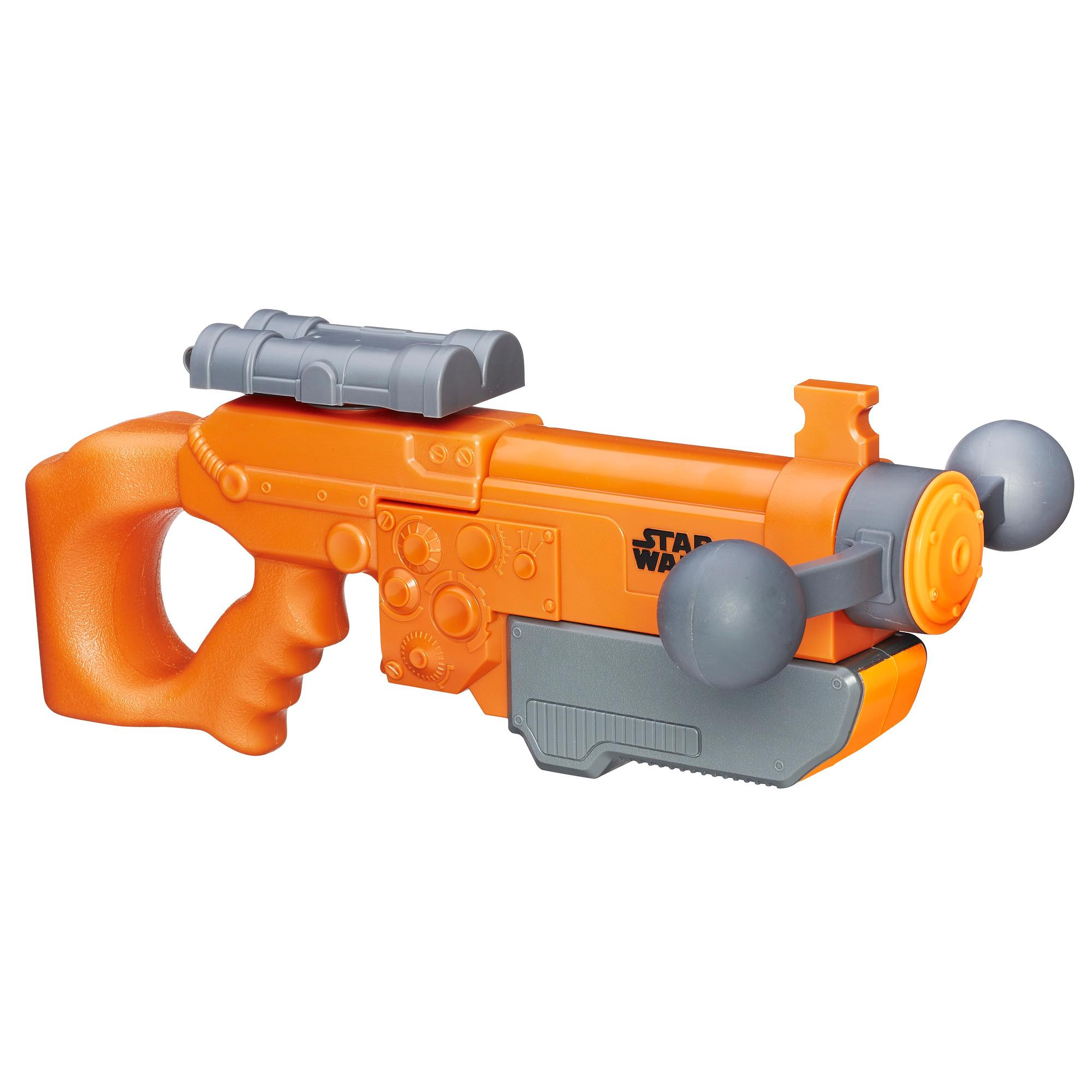 Star Wars E7 Super Soaker Chewbacca Bowcaster Blaster
