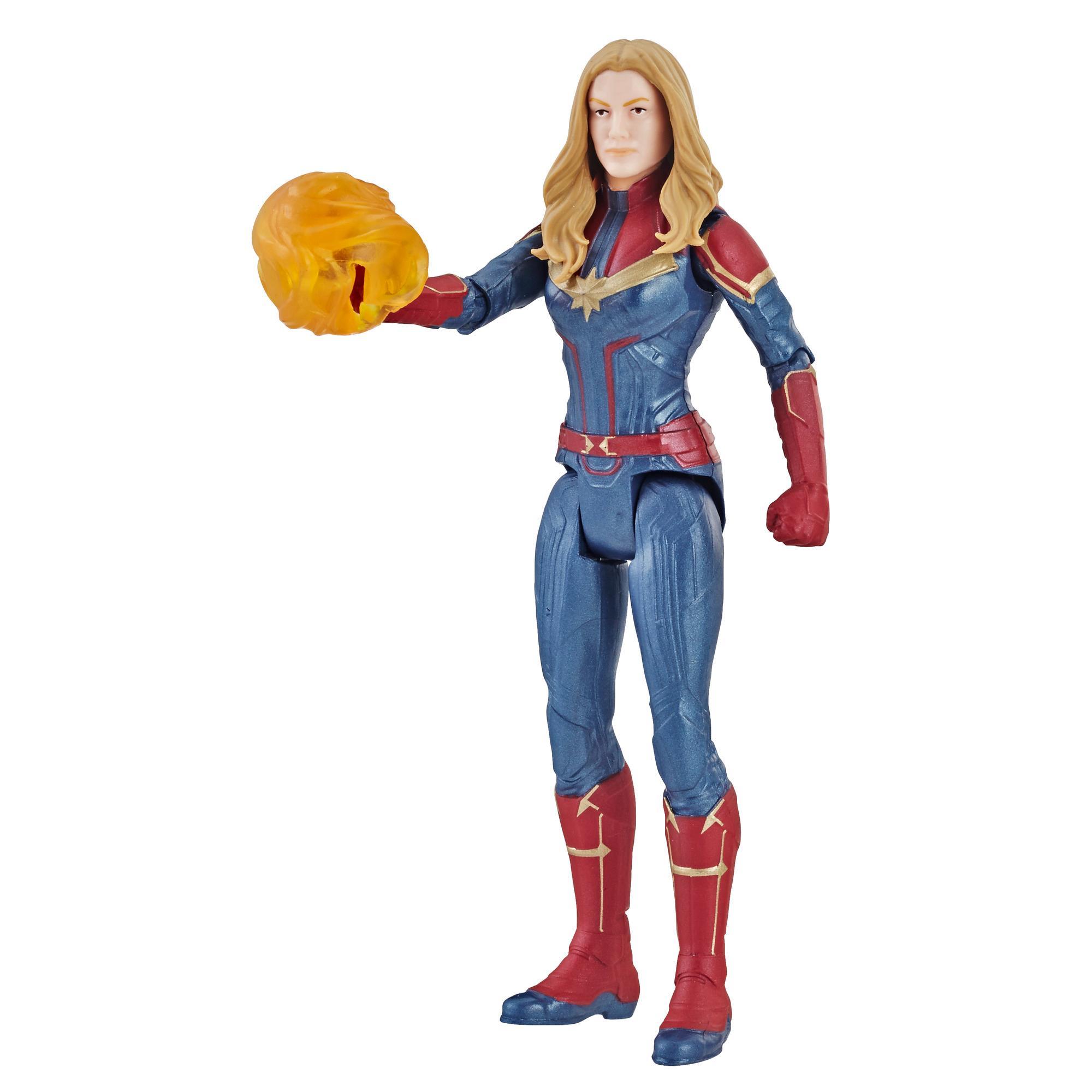 Avengers Endgame 6 Inch Figur Captain Marvel