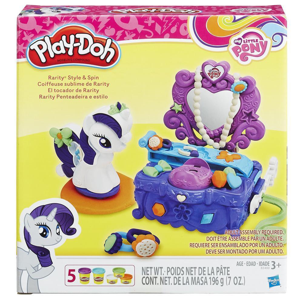 Play-Doh My Little Pony Raritys Salon