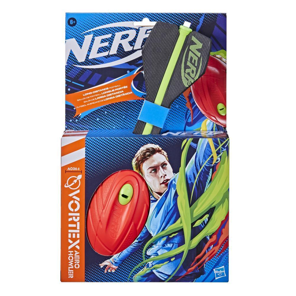 Nerf Vortex Aero Howler rot