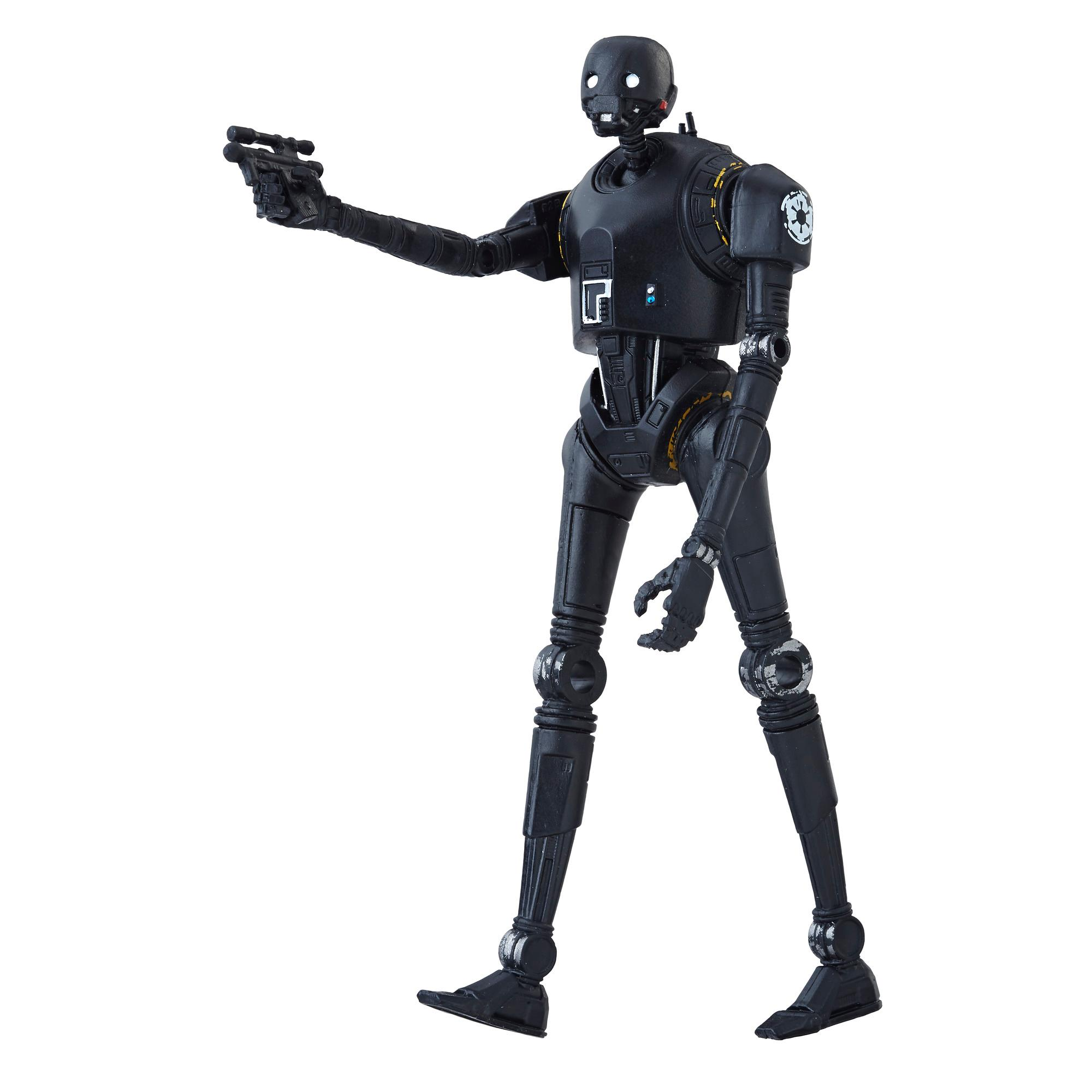 Star Wars Solo Film 3.75 FORCE LINK 2.0 Figur K-2S0