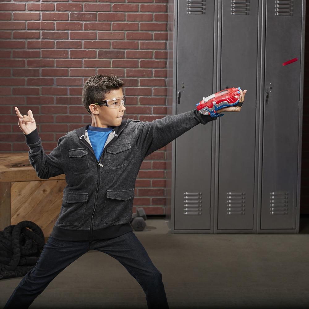 NERF Power Moves Marvel Spider-Man Netz-Attacke