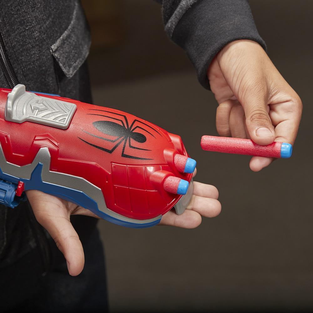 NERF Power Moves Marvel Spider-Man Netz-Attacke
