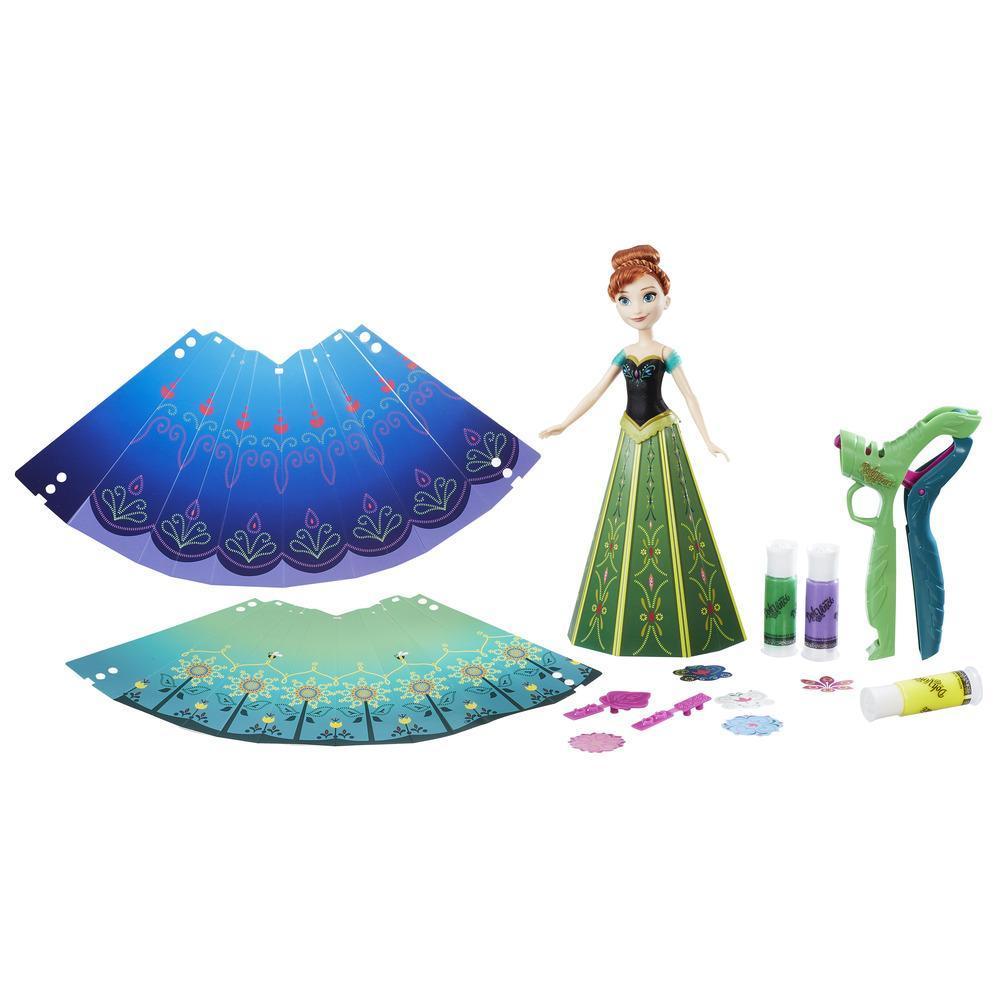 Die Eiskönigin Mode-Kreation mit DohVinci - Anna