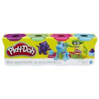 Play-Doh 4-Pack of Bold Colors