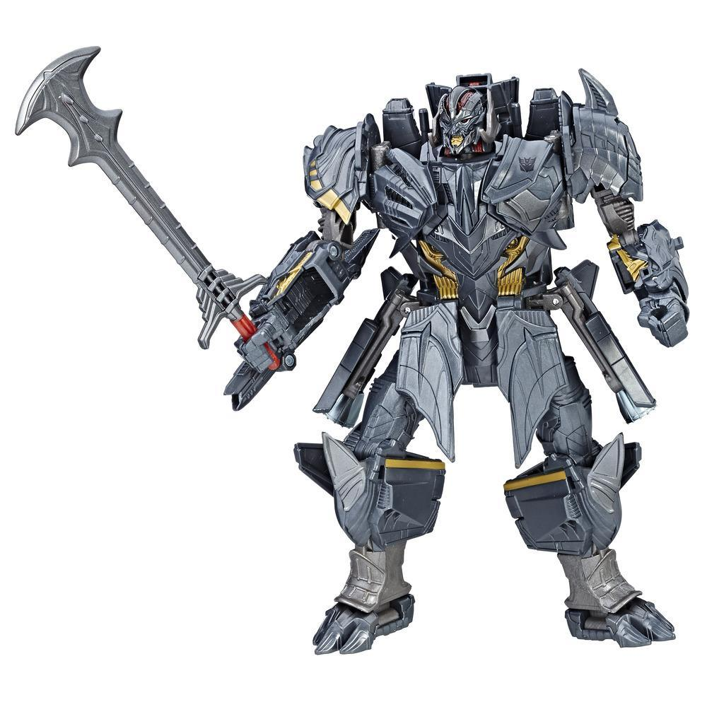 Transformers Movie 5 PREMIER VOYAGER MEGATRON