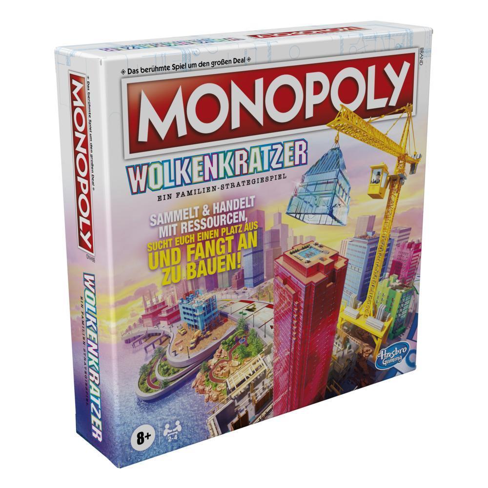 Monopoly Wolkenkratzer Brettspiel
