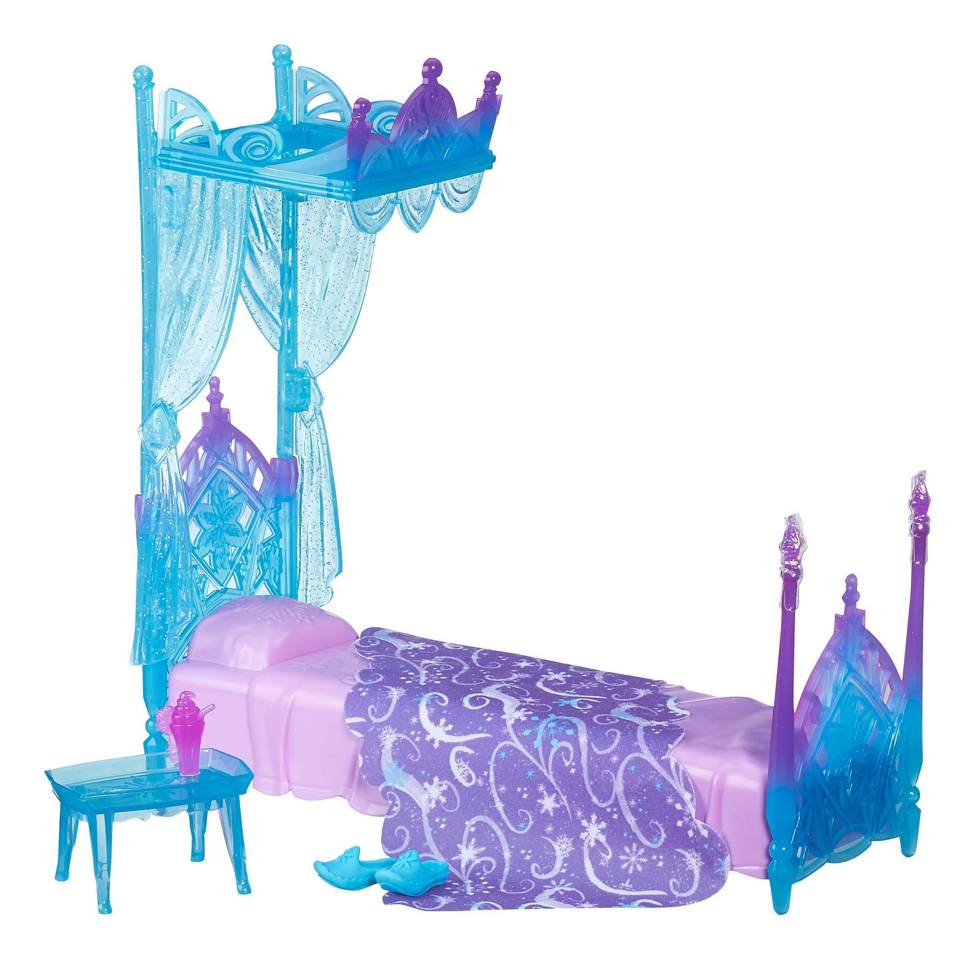 Disney Die Eiskönigin Eiskristall-Einrichtung Himmelbett