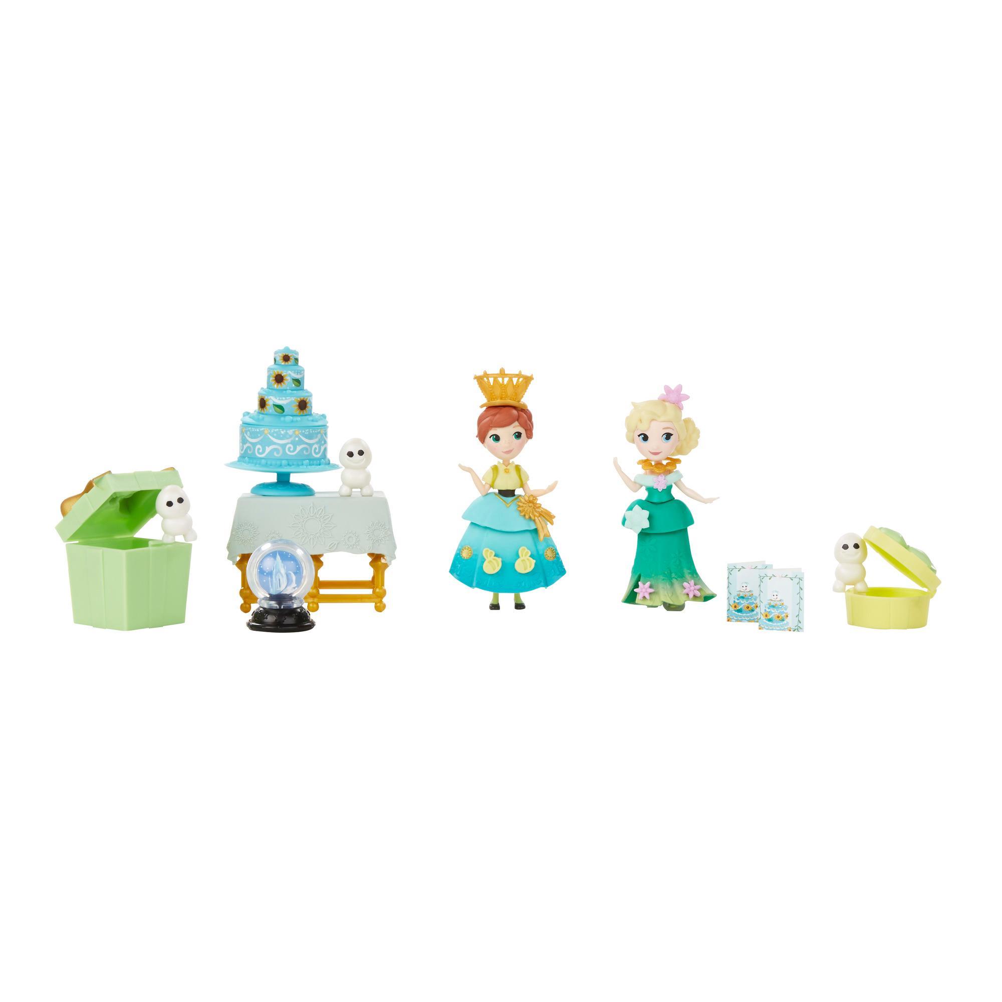 Disney Frozen Little Kingdom Frozen Fever Celebration Set
