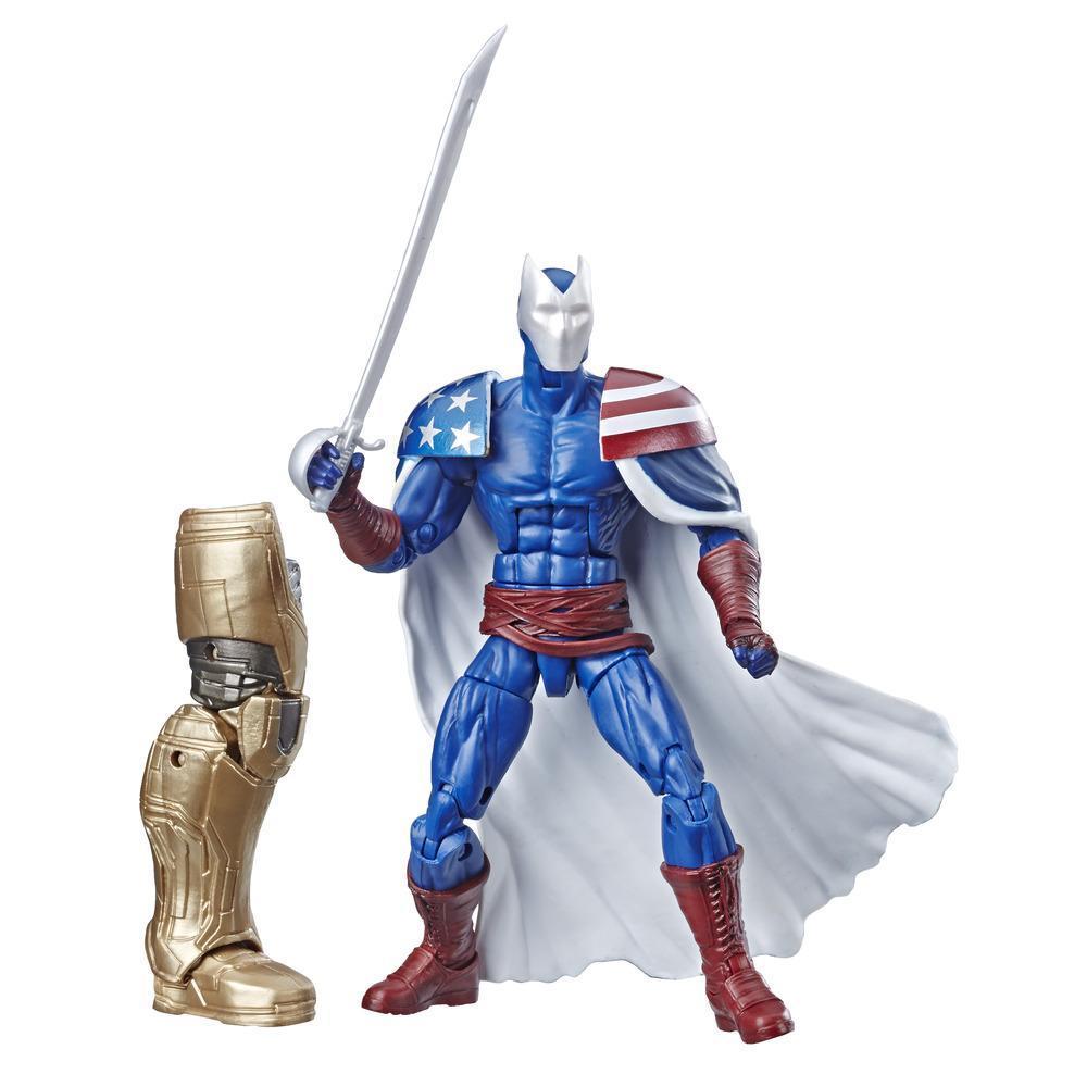 Habsro Marvel Legends Series 6-inch Citizen V Figure