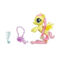 My little Pony Movie Glitzernde Seeponys Stylingspaß FLUTTERSHY