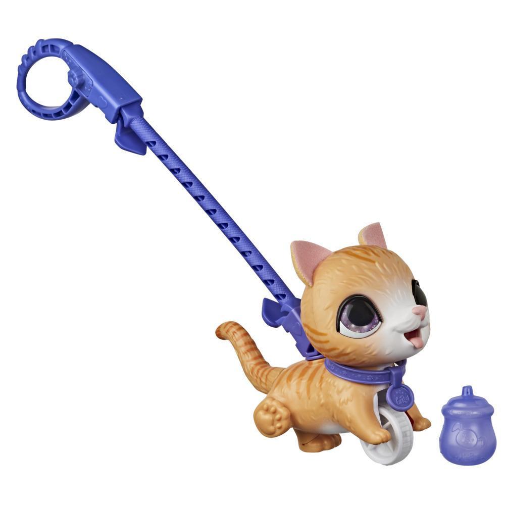 furReal Peealots Kleine Racker getigerte Katze