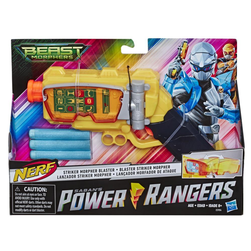 Power Rangers Beast Morphers Striker Morpher Blaster