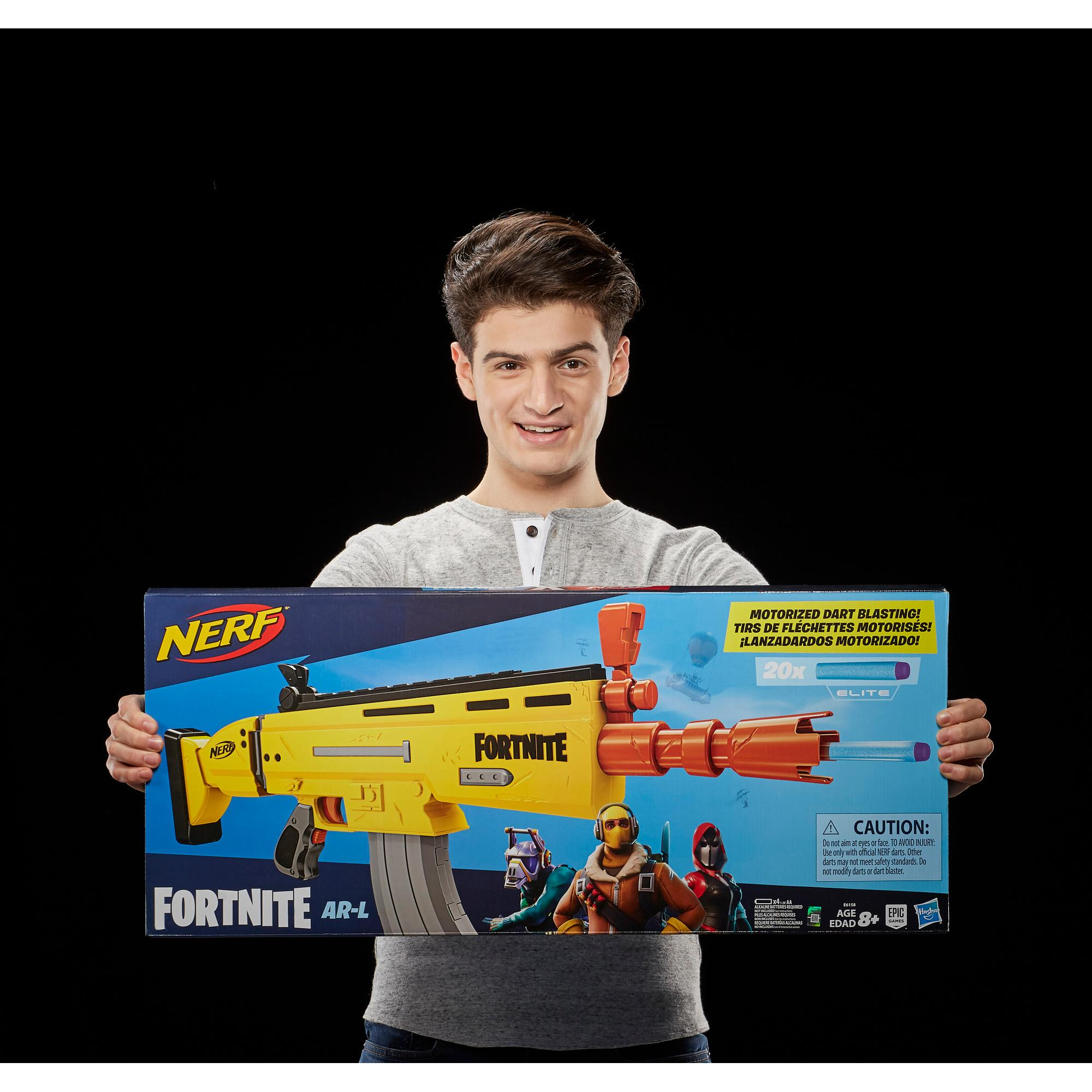 Nerf Elite Fortnite AR-L Blaster