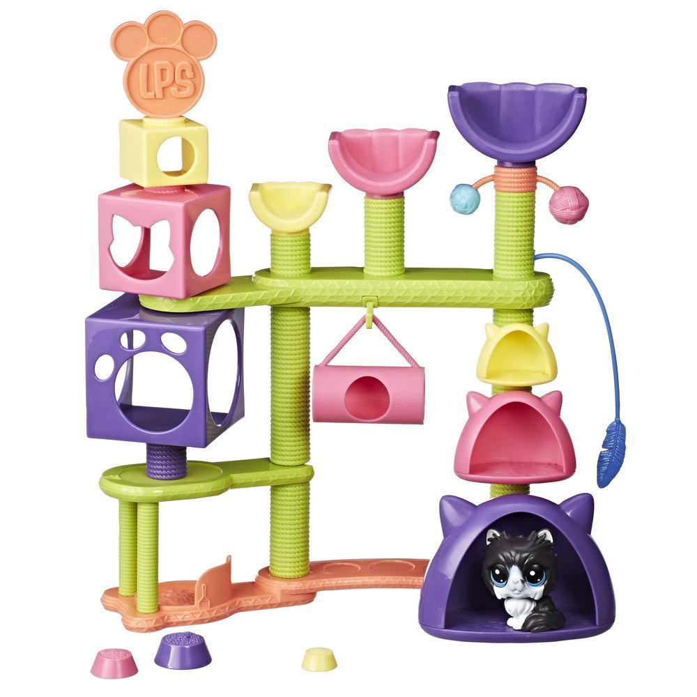 Littlest Pet Shop Katzen-Spielparadies