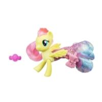 My little Pony Movie Land- & Seepony Modespaß FLUTTERSHY