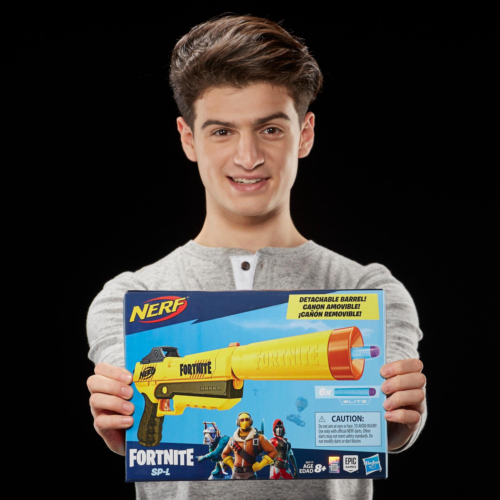 Nerf Elite Fortnite SP-L Blaster