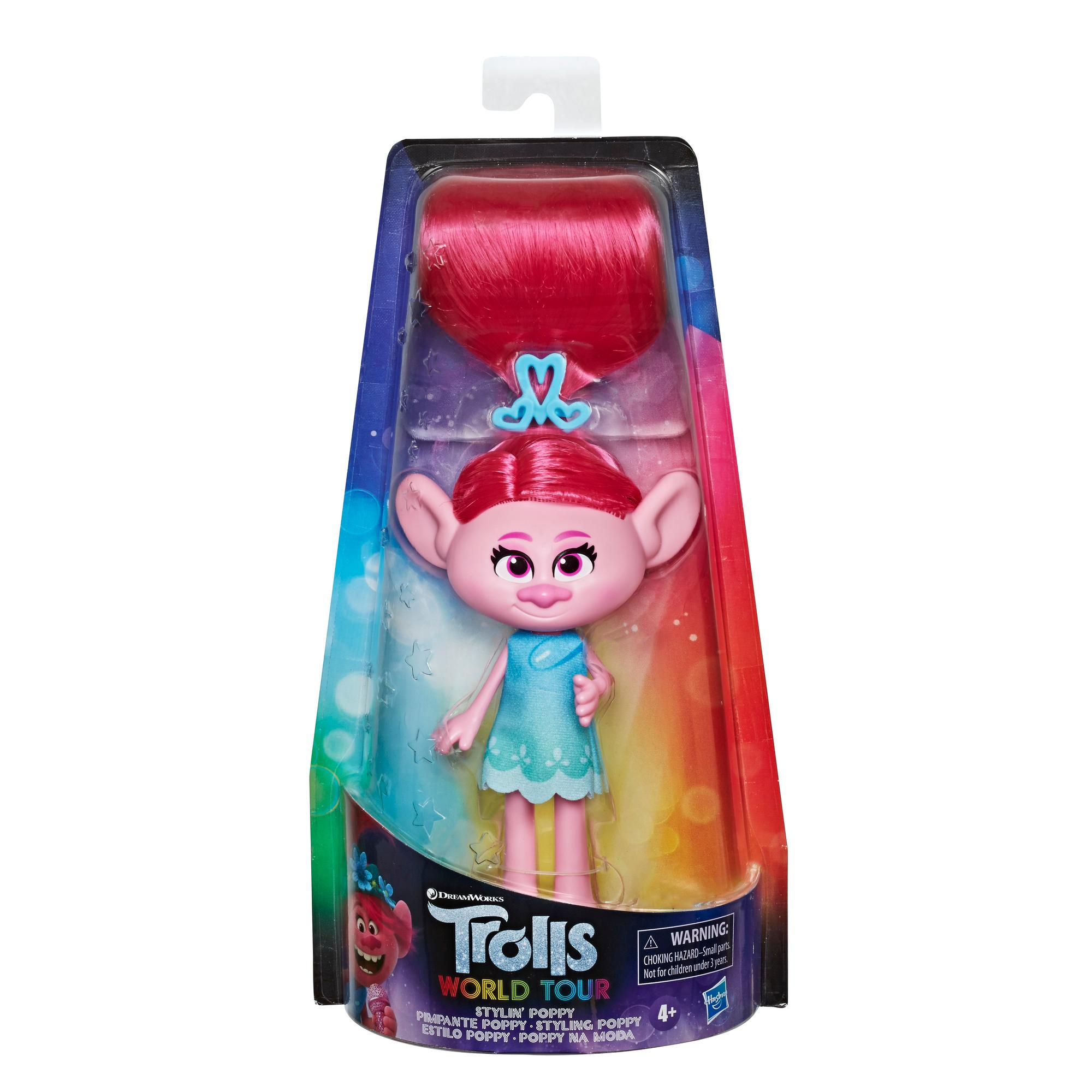 DreamWorks Trolls Styling Poppy