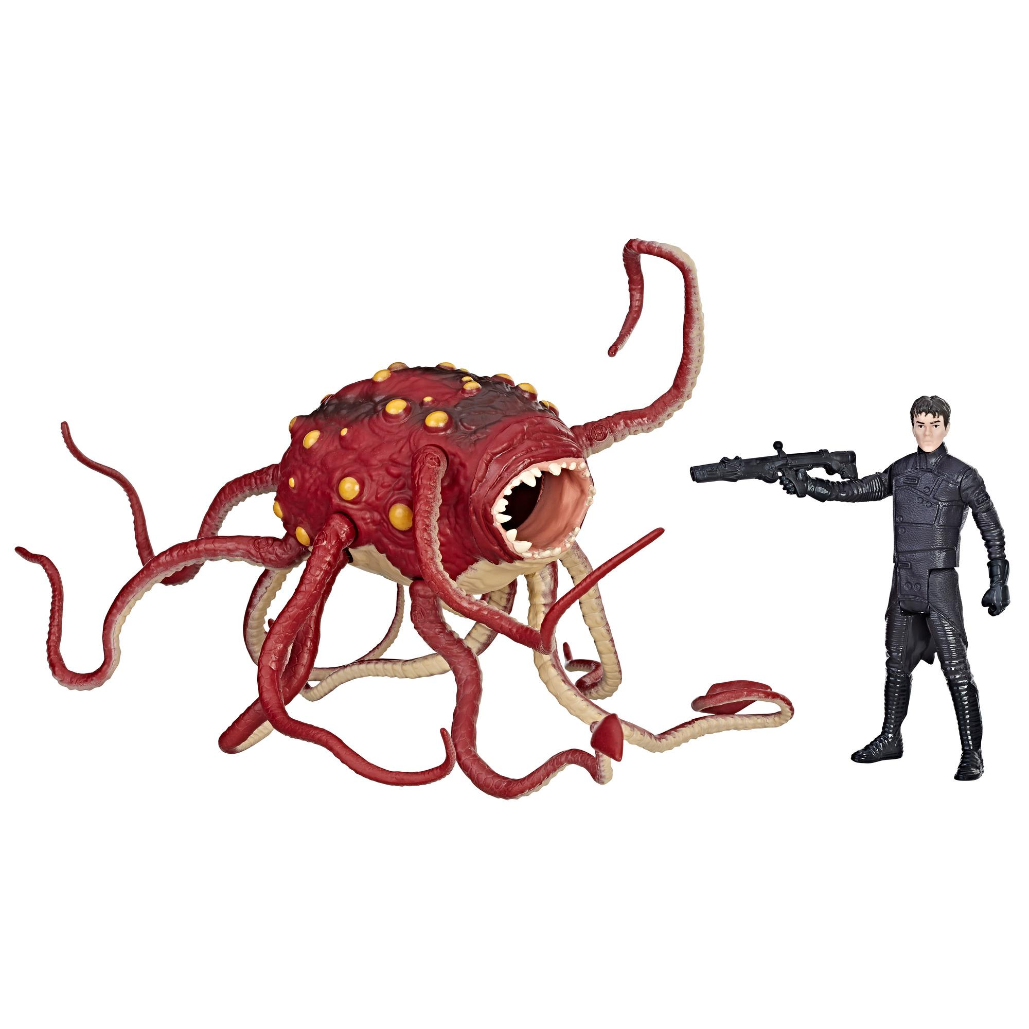Star Wars Force Link Rathtar & Bala-Tik Figure