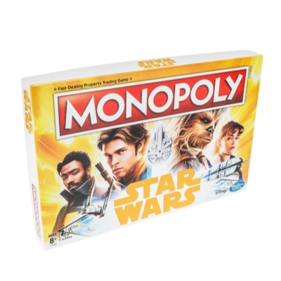 Monopoly Solo - A Star Wars Story