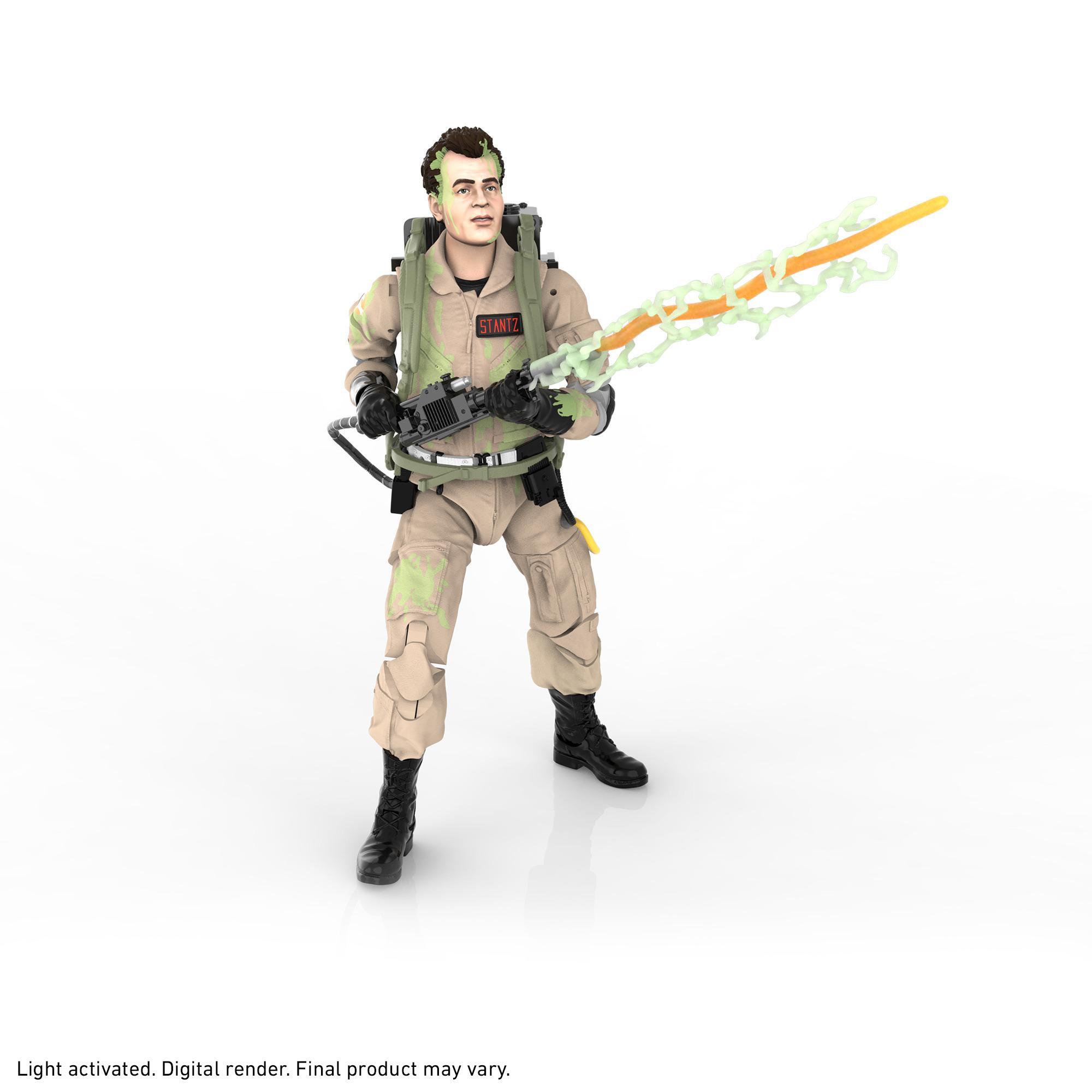 Ghostbusters Plasma Series Ray Stantz (leuchtet im Dunkeln)