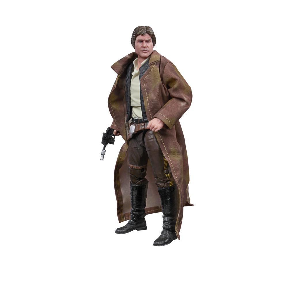 Star Wars The Black Series Han Solo (Endor)