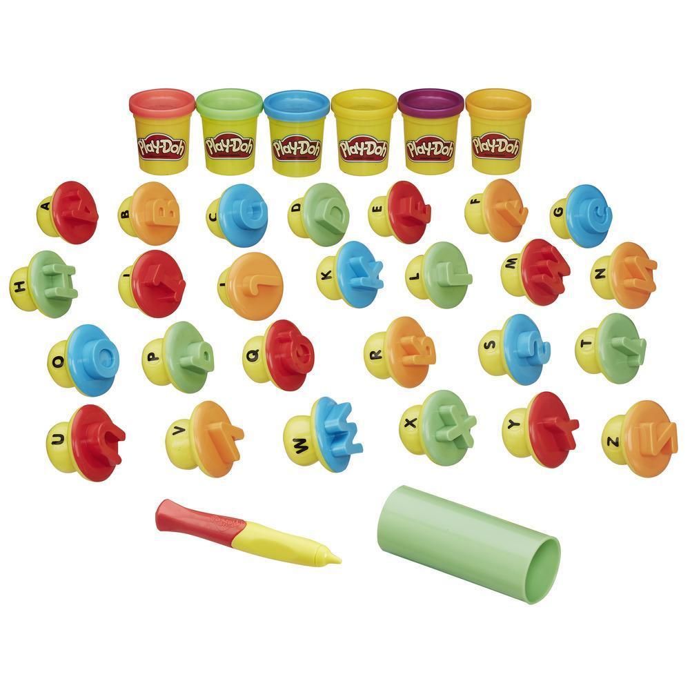 Play-Doh Erste Buchstaben und Wörter