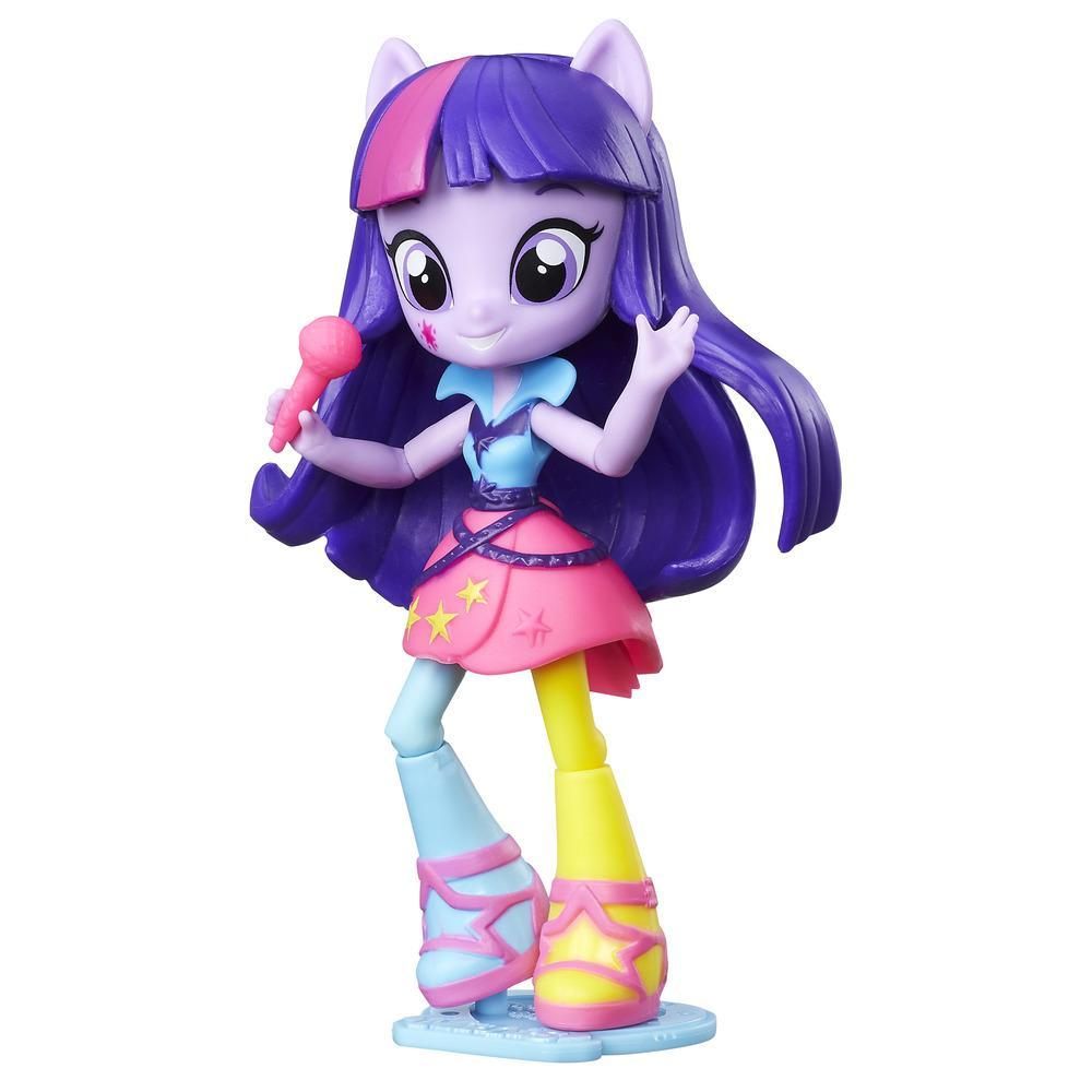 Equestria Girls Minis 2017 ROCKIN TWILIGHT SPARKLE