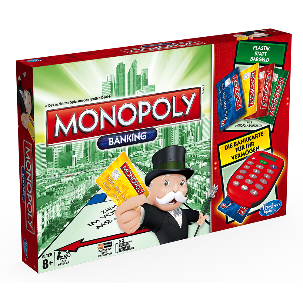 Monopoly Electronic Banking CH-Edition