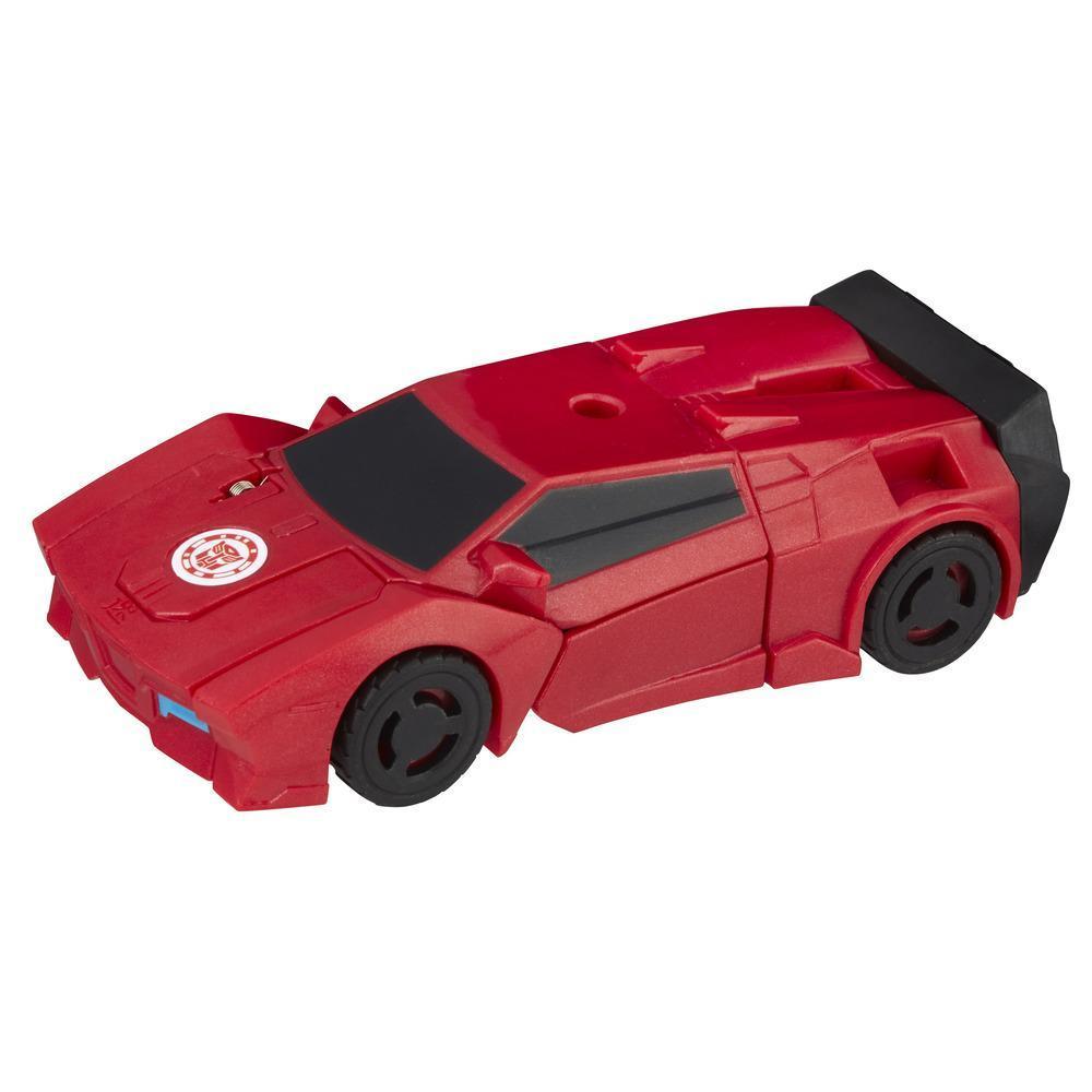 Transformers RID 1-Step Changers SIDESWIPE