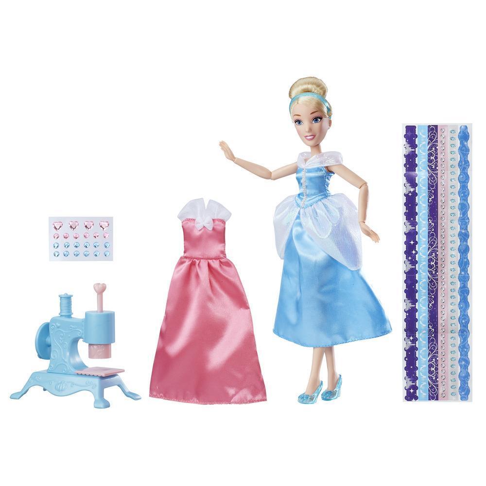 Disney Prinzessin Cinderellas Kleider-Designer