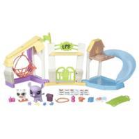 Littlest Pet Shop Kleine Spielwelt - Spaßparadies