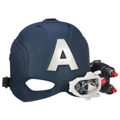 Avengers Captain America Elektronischer Action-Helm