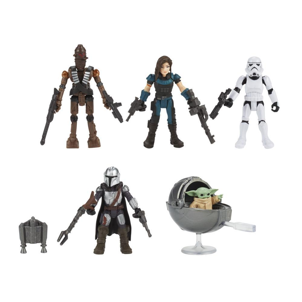 Star Wars Mission Fleet The Child Beschützer Pack