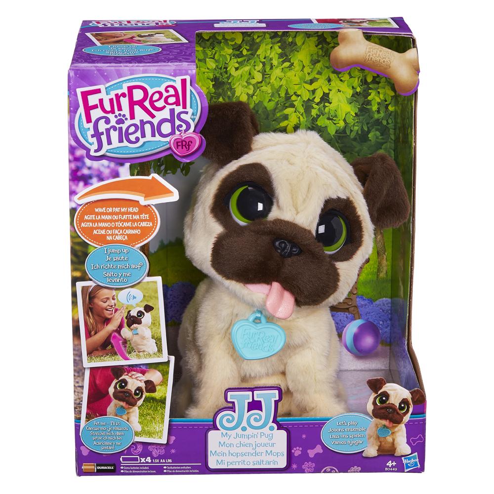 FurReal Friends JJ, mein hopsender Mops