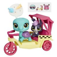 Littlest Pet Shop City City Rides